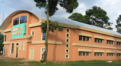 Orfanatorio-Mazatenango